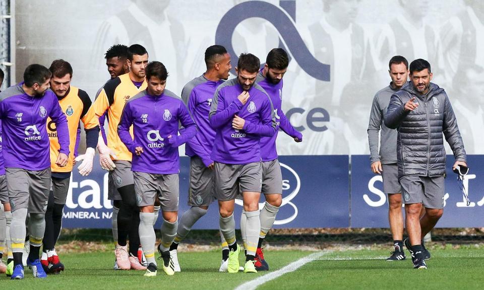 044e794ba7 FC Porto  três ausências e um regresso a dois dias do V. Setúbal ...