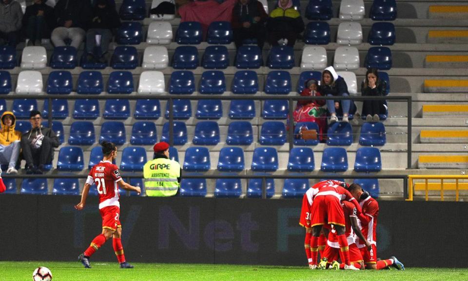 Paulo Sousa (Desp. Aves): «O nosso jogo saiu quase na perfeição»