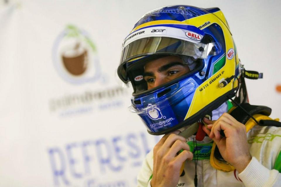 Fórmula 1: Sérgio Sette Câmara é o novo piloto de testes da McLaren