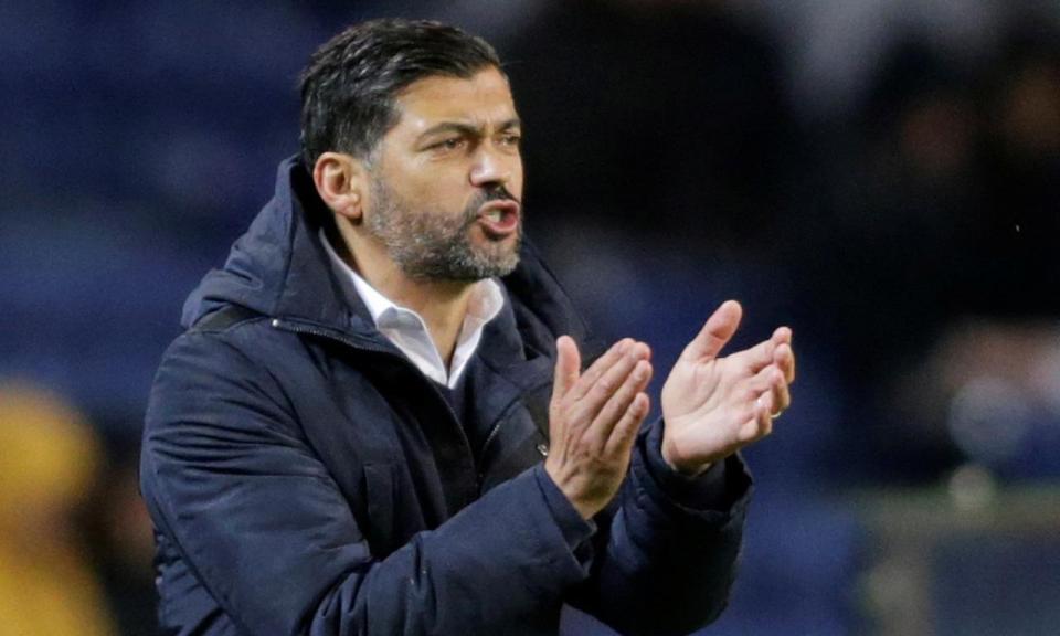 Conceição cita Abel: «Parece que já querem atribuir um campeão»