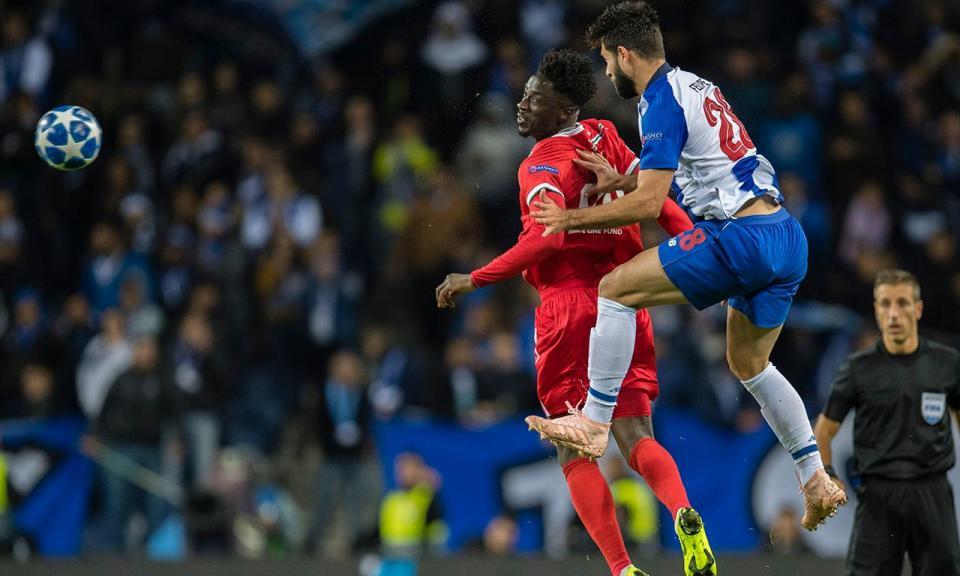 Sérgio Conceição: «Com o Lopetegui dez pontos não chegaram»