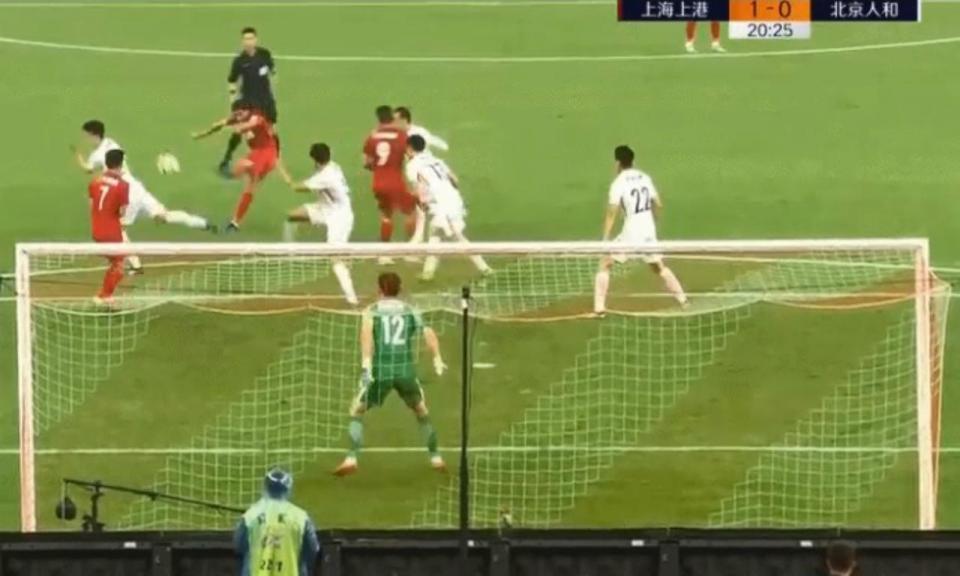 VÍDEO: golaço de Akhmedov no jogo que pode dar título a Vítor Pereira