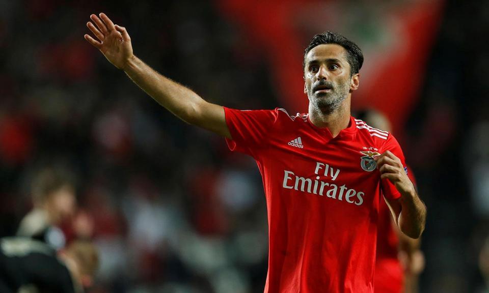 Benfica em Tondela: «O Salvio não irá, o Jonas irá»