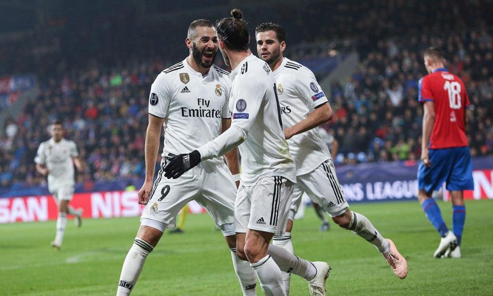Benzema responde aos críticos: «Jogo para fazer história»