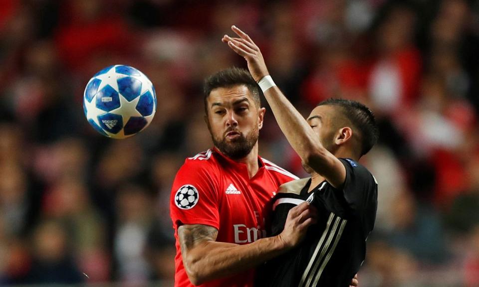 Champions: Benfica-Ajax, 1-1 (resultado final)
