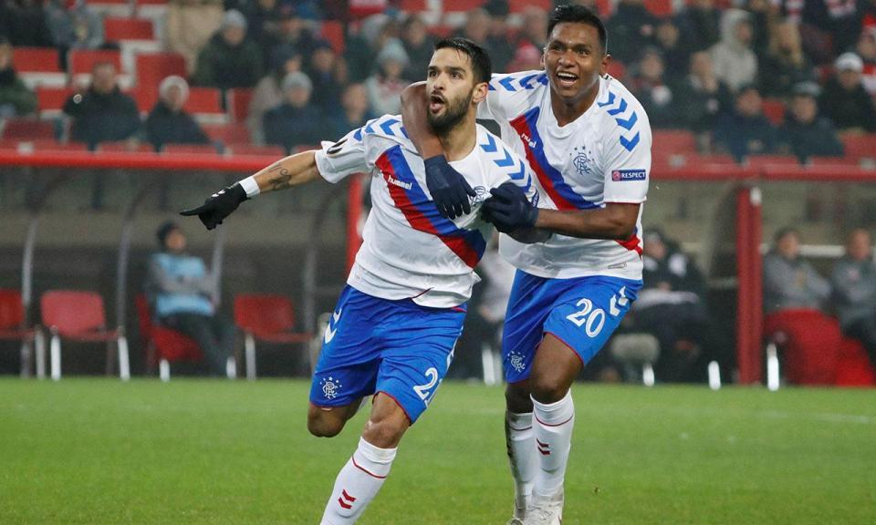 Liga Europa: Candeias marca mas perde 4-3, grupo G ao rubro