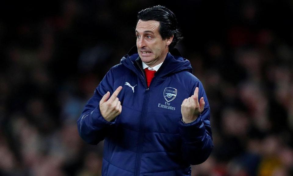 Emery: «Há que reconhecer o bom trabalho do Sporting»