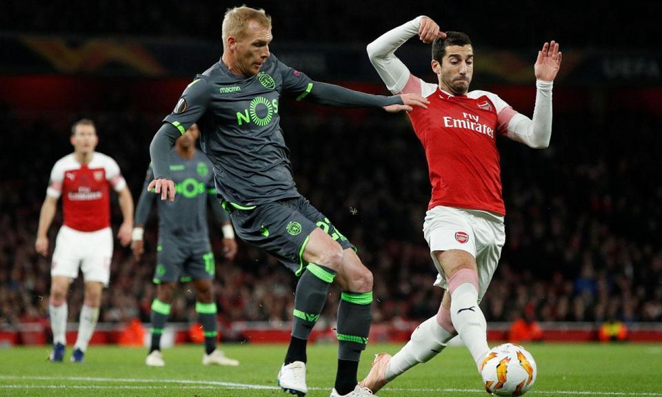 Sporting: Acuña e Mathieu falham viagem ao Azerbaijão