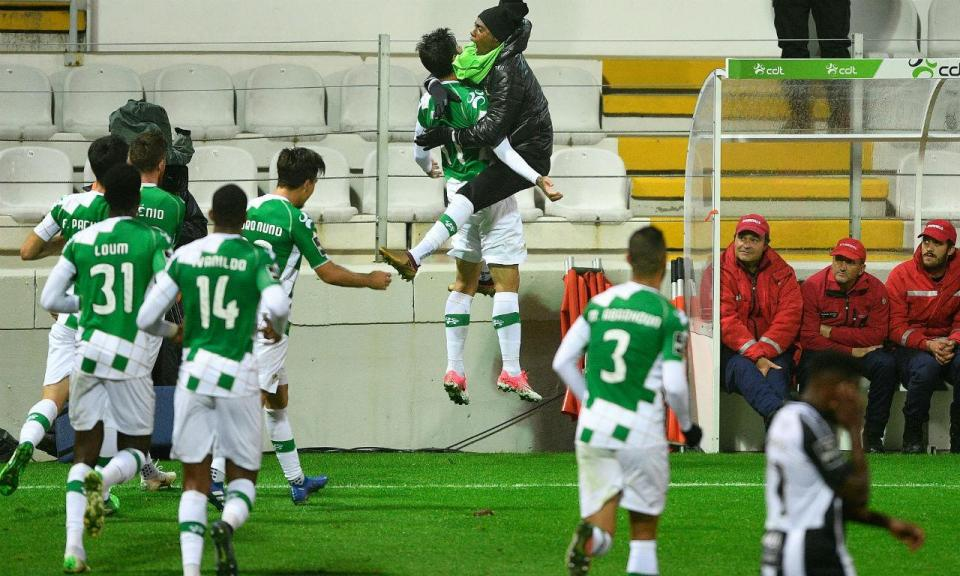 Moreirense-Portimonense, 2-0 (crónica)