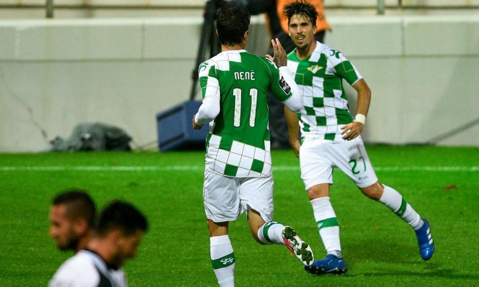 Moreirense-Portimonense, 2-0 (destaques)