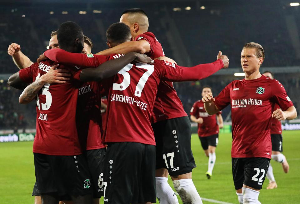 Alemanha: Hannover soma a segunda vitória da época