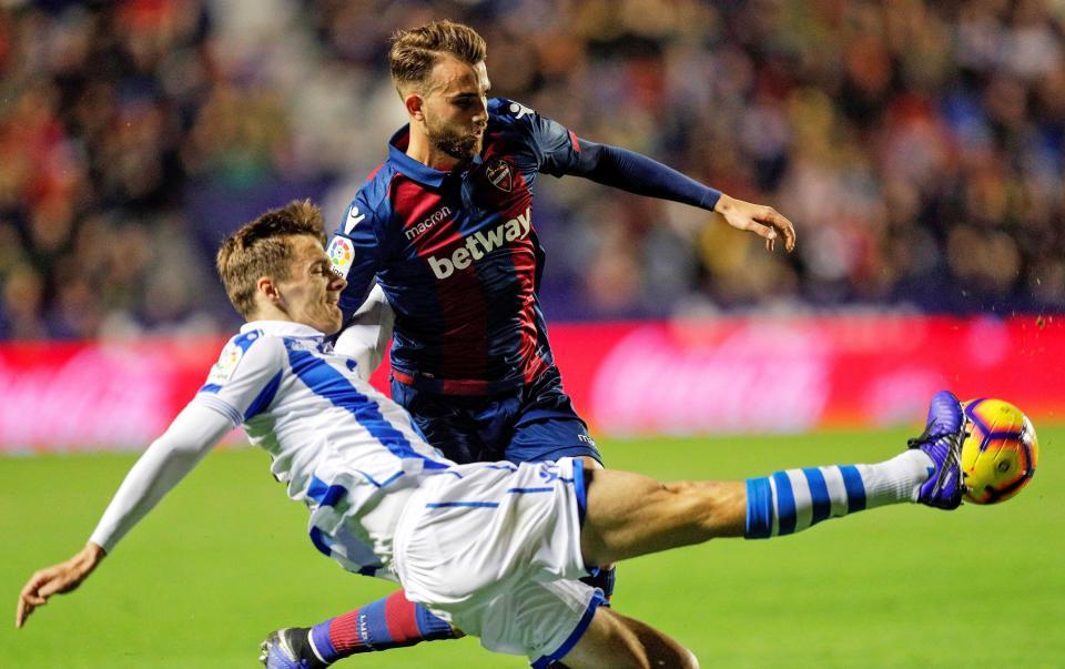 Espanha: Real Sociedad vira em Valência e aproxima-se da Europa