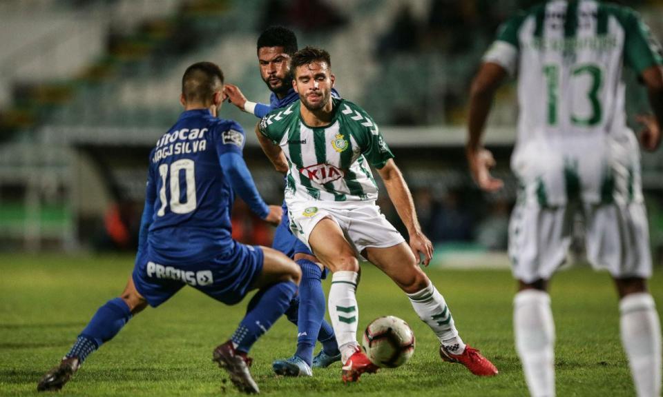 Relva do Bonfim nas melhores condições do ano para o Benfica