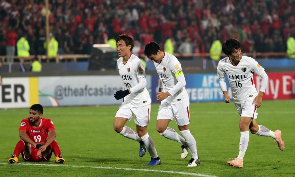 Kashima Antlers vencem Liga dos Campeões da Ásia