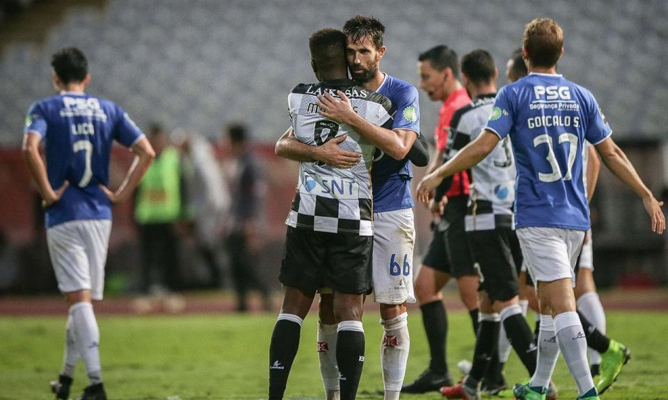 Belenenses-Boavista, 0-0 (destaques)