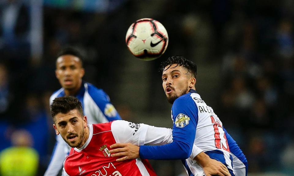 VÍDEO: o resumo da vitória do FC Porto sobre o Sp. Braga