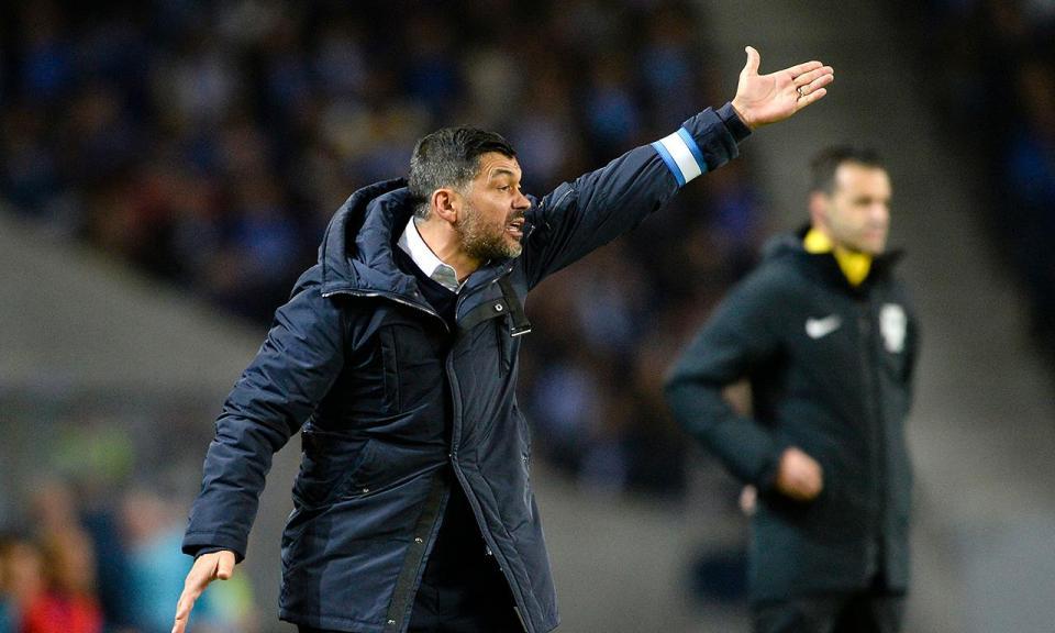 Conceição: «Fiz a equipa e as substituições para ganhar o jogo»