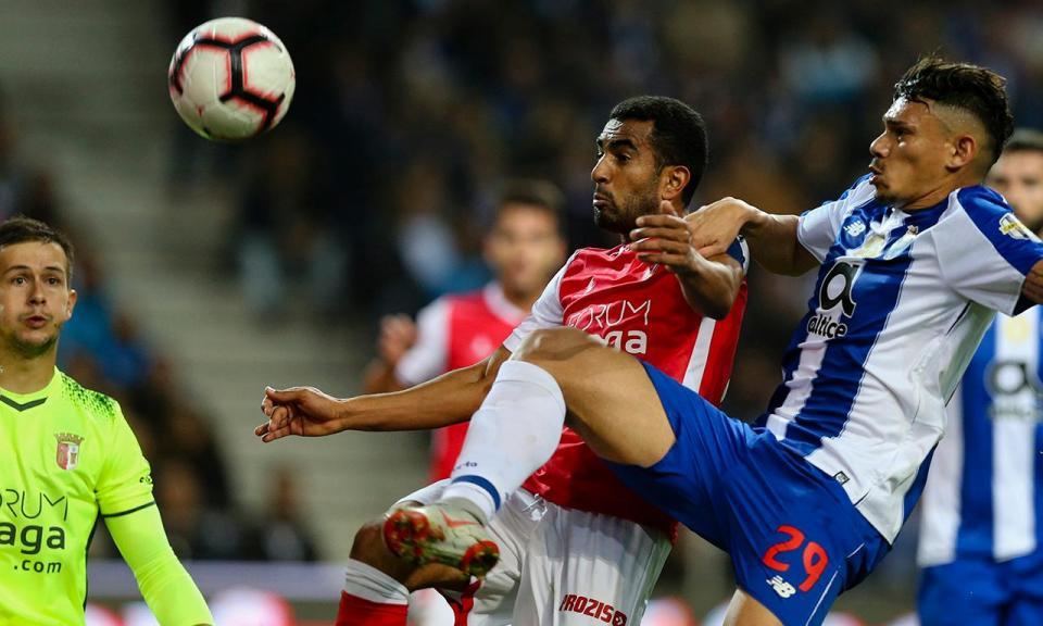 FC Porto-Sp. Braga, 1-0 (crónica)