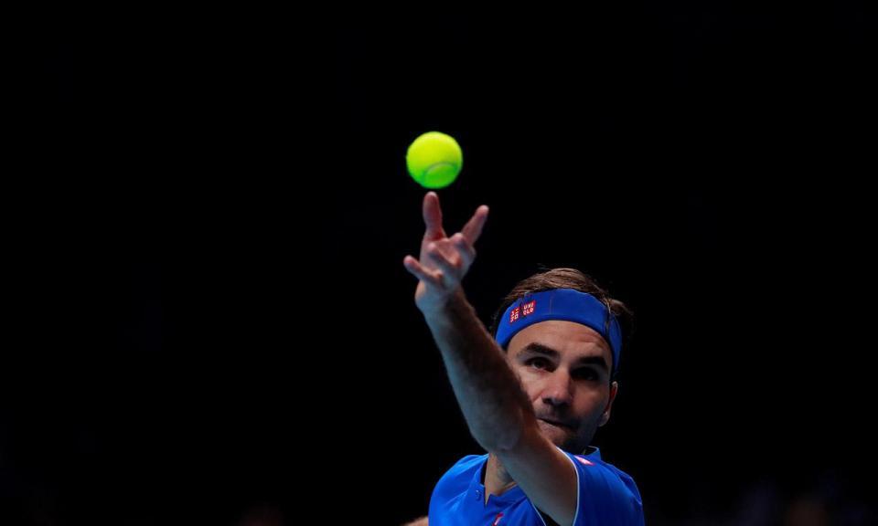 Federer é o primeiro tenista a estar em 50 finais de Masters 1000