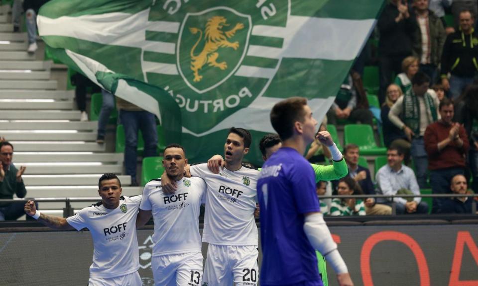 Futsal: Sporting e Benfica vencem em casa