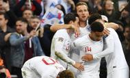 Liga das Nações: as fotos da reviravolta da Inglaterra frente à Croácia