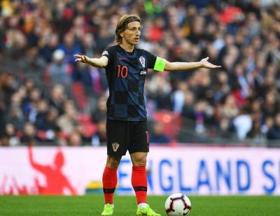 5800d2ffa0 Liga das Nações  as fotos da reviravolta da Inglaterra frente à Croácia ...