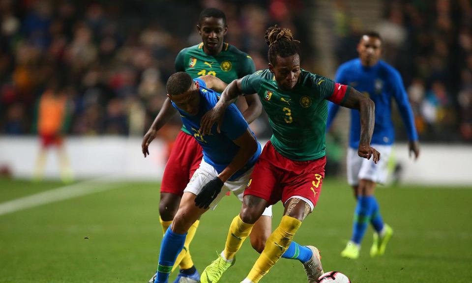 Brasil vence Camarões com golo de pupilo de Marco Silva