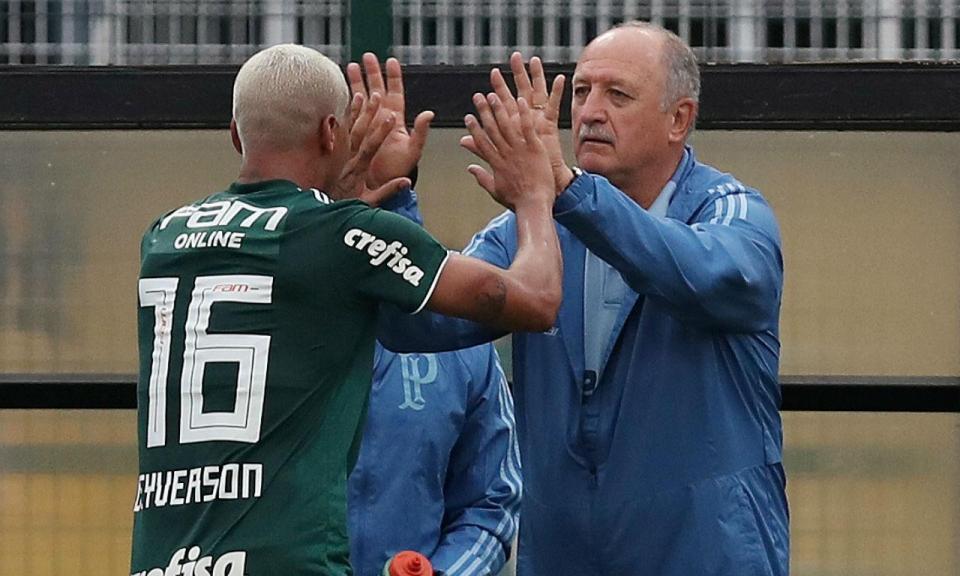 c9ec2fa6a6f73 VÍDEO  Palmeiras perde e Scolari critica ex-Benfica