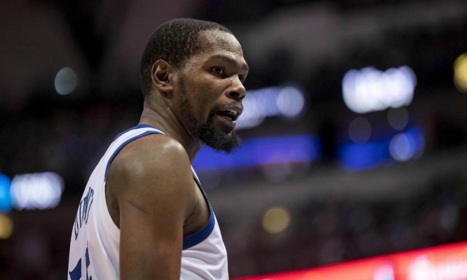 VÍDEO: o arrepiante momento da lesão de Kevin Durant