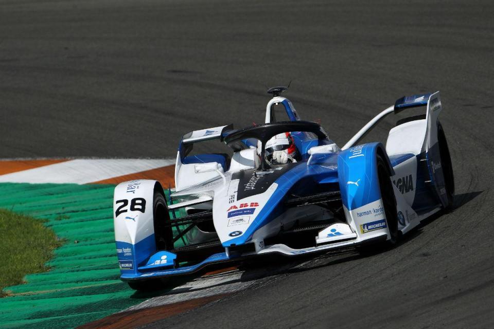 ePrix de Marraquexe: Félix da Costa abandona após «embrulhada» dos BMW