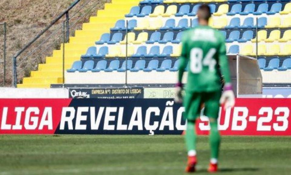 Liga Revelação: Vitória vence Belenenses no fecho da fase regular