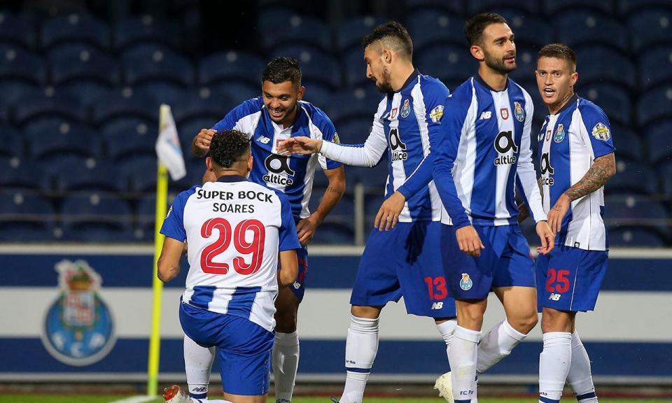 Taça: FC Porto-Belenenses, 2-0 (crónica)