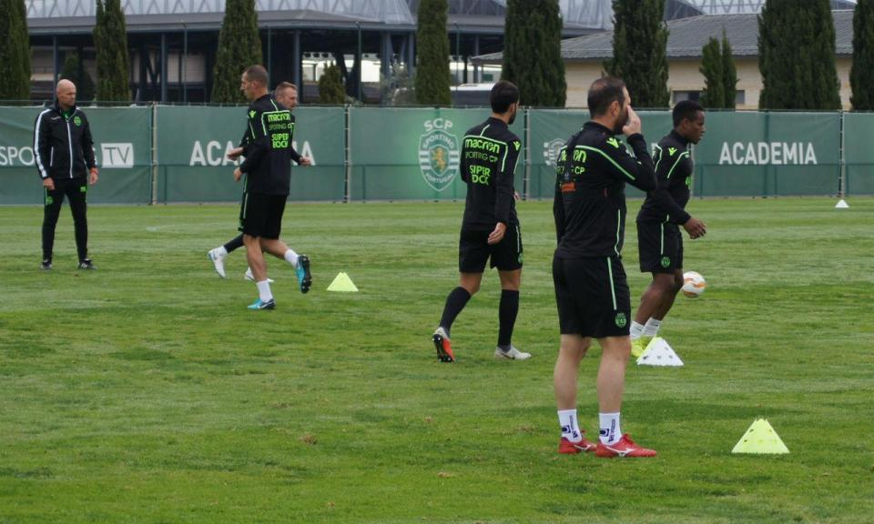 Sporting  operação Rio Ave prossegue com dois jogadores dos sub-23 ... 73ec5129f03ea
