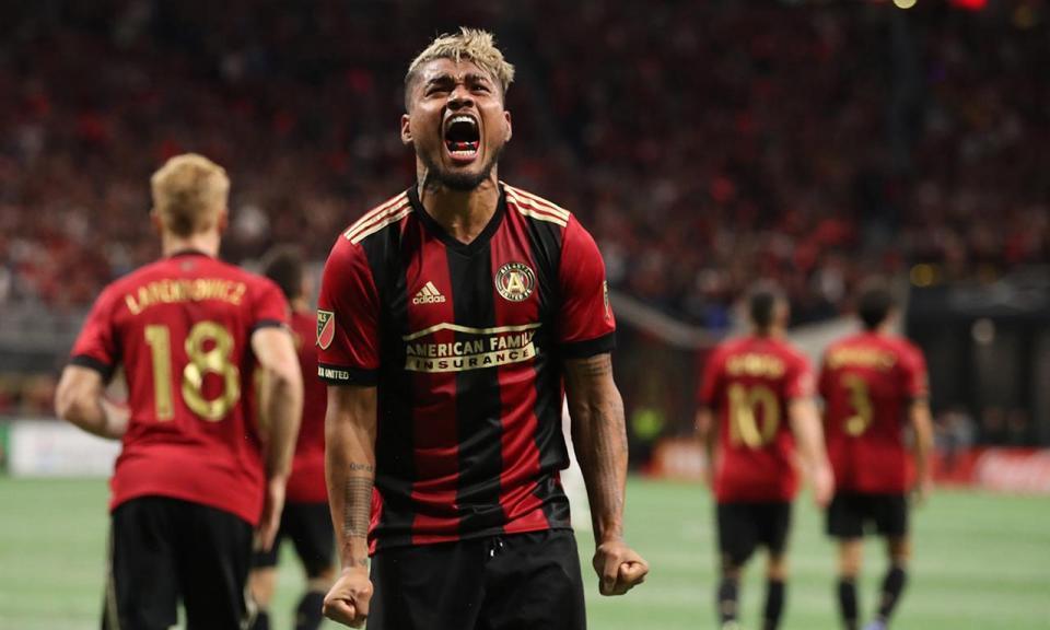 Josef Martinez eleito o melhor da MLS, Ibrahimovic foi terceiro