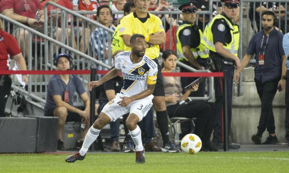 MLS: LA Galaxy dispensam Ashley Cole