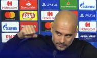 Guardiola responde a pergunta sobre Mourinho (twitter)