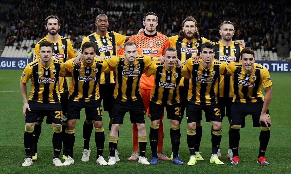 VÍDEO: final da Taça da Grécia vai ter duelo entre portugueses