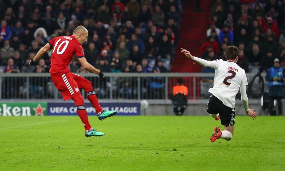 Robben admite terminar já a carreira
