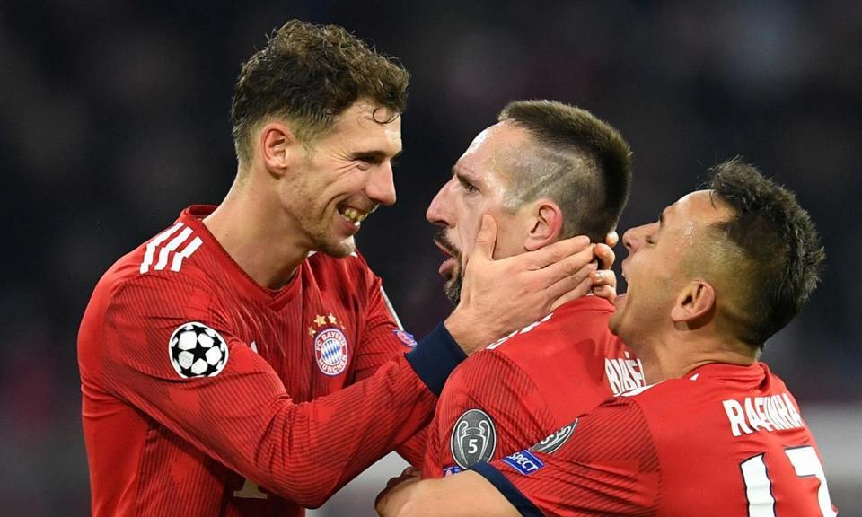 Diretor do Bayern confirma «multa pesada» a Ribéry