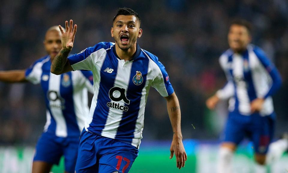 Grande FC Porto, grande Champions