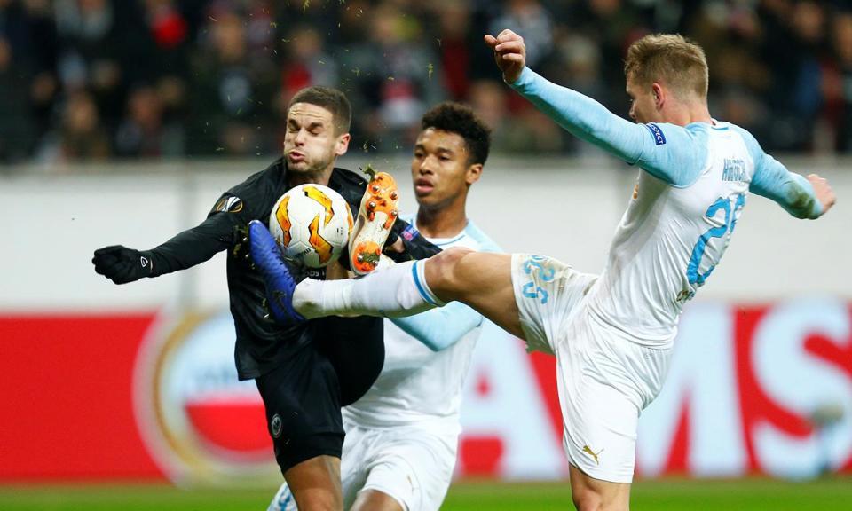 Liga Europa: Jovic bisa, João Pedro assiste na vitória do Apollon