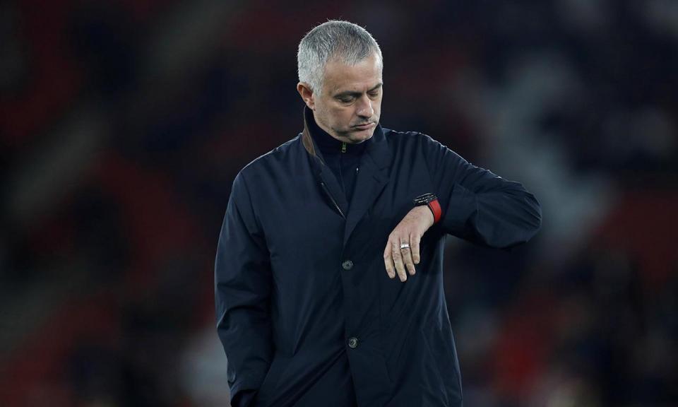 Mourinho: «Marcámos quatro golos e empatámos 2-2»