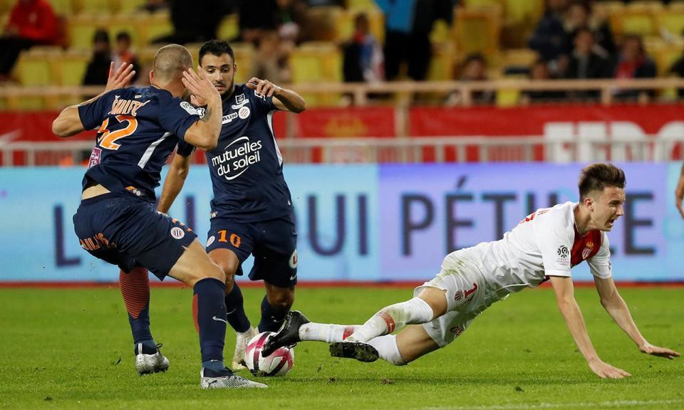 França: Montpellier vence em Bordéus e sobe ao sétimo lugar da Ligue1