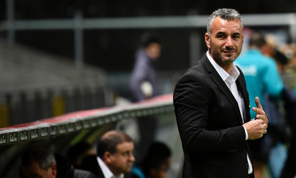 «FC Porto? Só com uma venda é que não vou jogar olhos nos olhos»