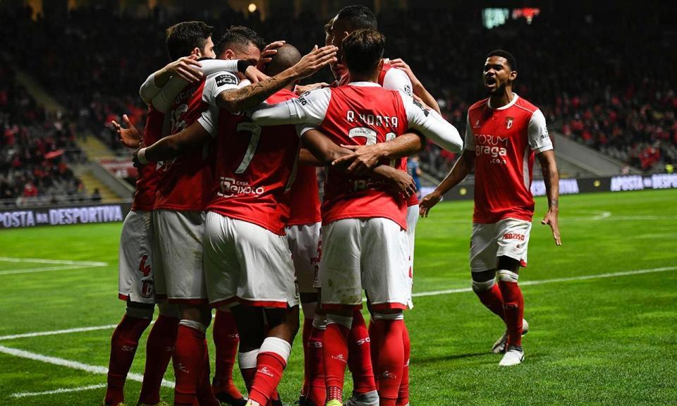 Tondela-Sp. Braga, 0-1 (resultado final)