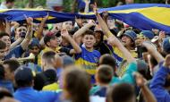 River Plate-Boca Juniores (Reuters)
