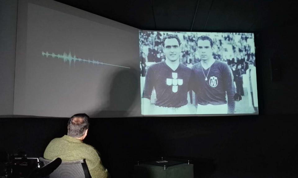 Peyroteo: o pai (e o ídolo) para lá dos recordes no Sporting