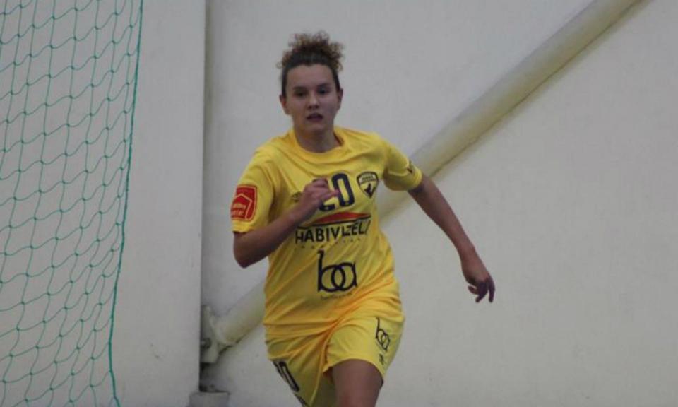 Cátia Sousa: pausa no futsal para salvar uma vida