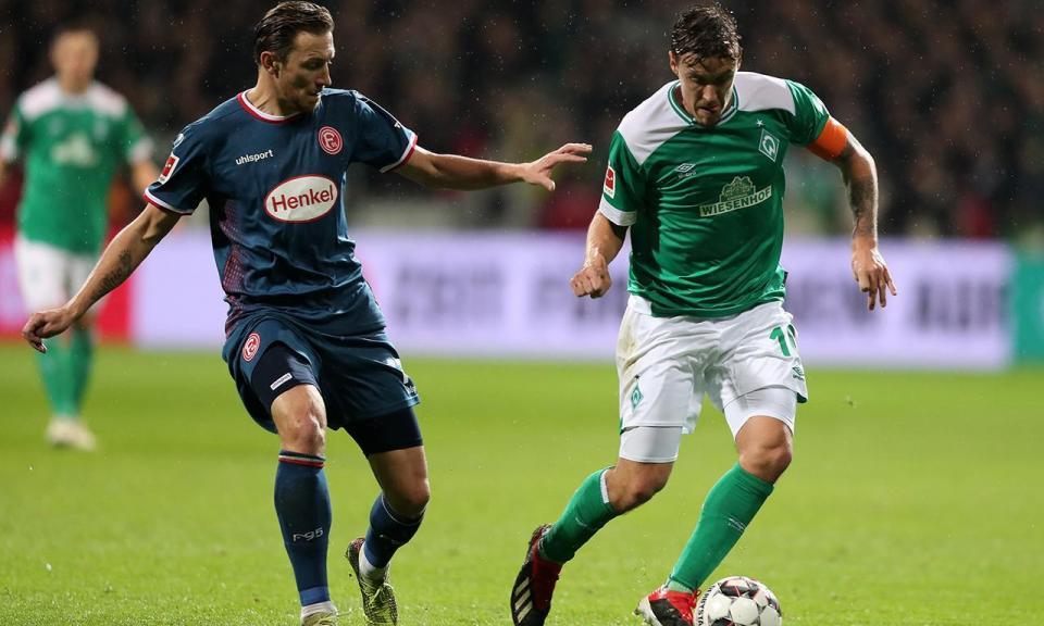 Alemanha: Werder Bremen afunda Fortuna Dusseldorf
