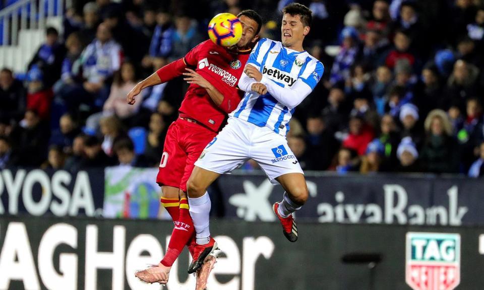 Espanha: Leganés e Getafe empatam na abertura da jornada